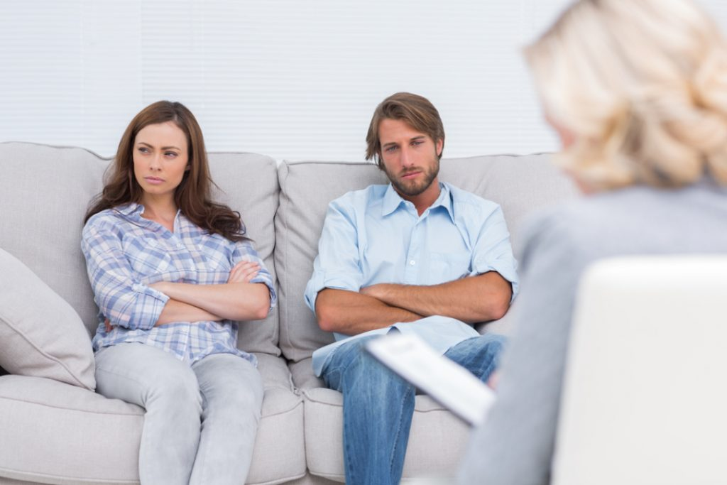 Psychotherapie De Couple